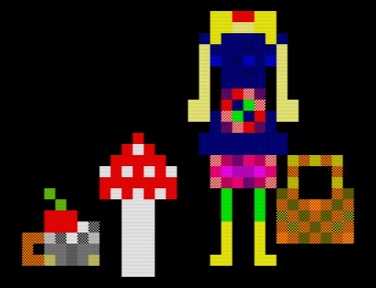 9. Не ешьте грибы by Екатерина Волкова (131pts)