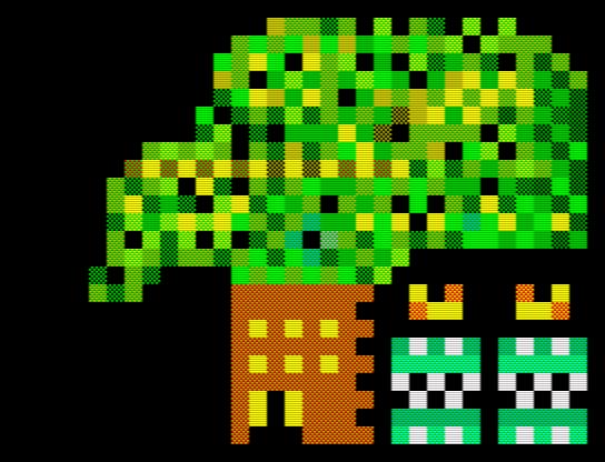 12. Дом на дереве (114pts)